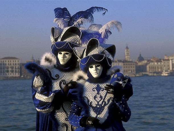 Carnaval-Venetia-Italia