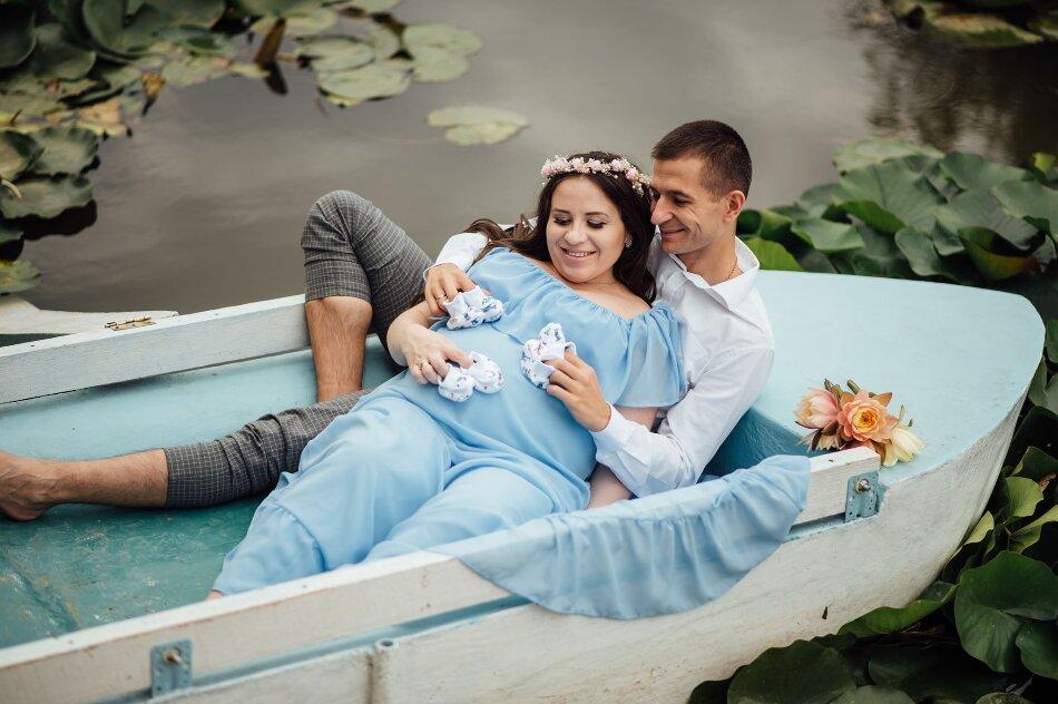 Bucurie mare în familia interpretului Oleg Donțu: Soția sa a născut tripleți!