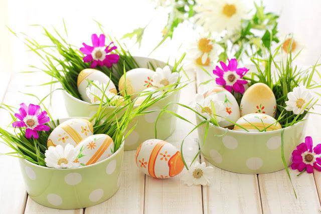 7 sfaturi să-ți pregătești casa pentru Paște