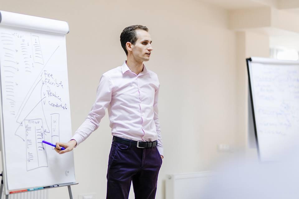 Ilie Dercaci, business trainer: 5 sfaturi pentru organizarea eficientă a timpului
