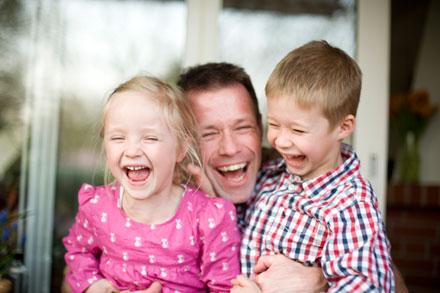 7 trăsături ale unei familii fericite