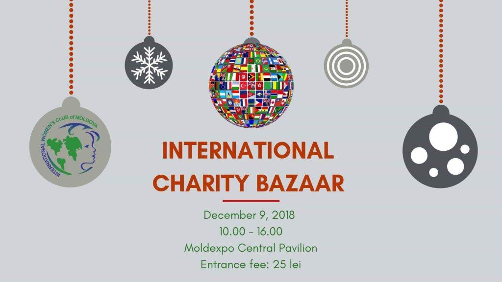 Fapte bune în prag de Crăciun: Clubul Internațional al Femeilor din Moldova te invită la un Târg în scop caritabil