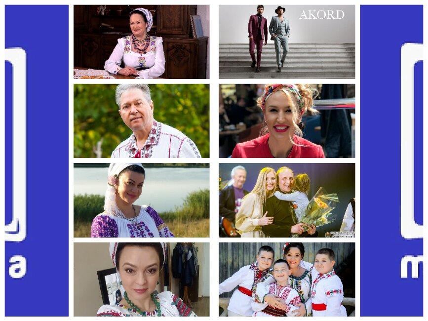 Mai mulți interpreți din R. Moldova au înregistrat mesaje speciale, într-o campanie TV Moldova 1