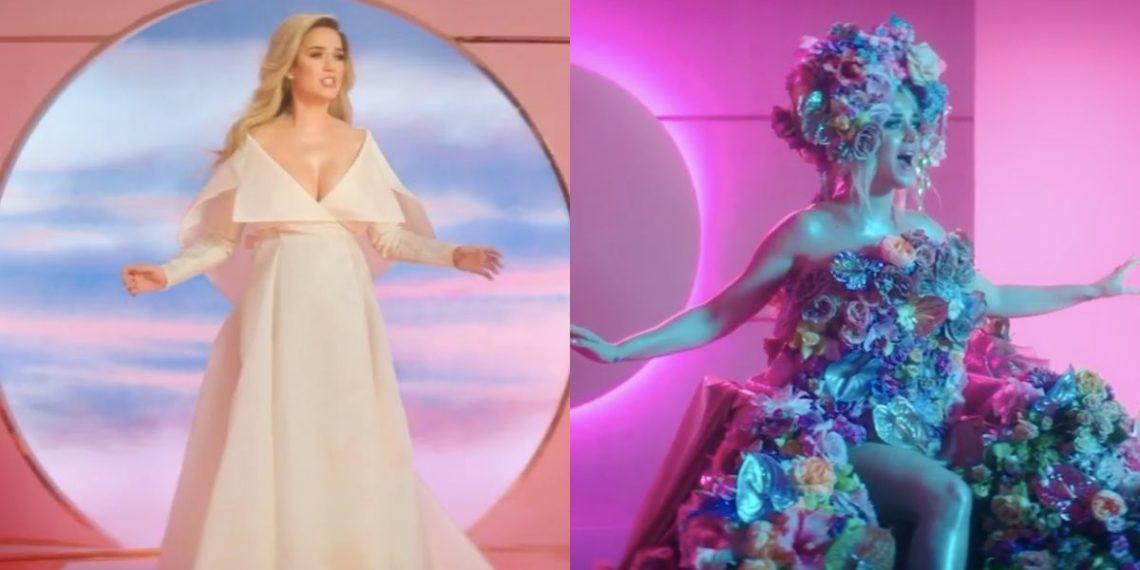 Katy Perry și-a confirmat sarcina într-un mod inedit. VIDEO