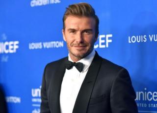 Tatuajele lui David Beckham prind viață în noua campanie UNICEF