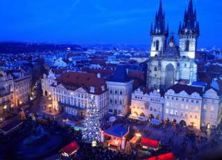 6 cele mai frumoase piețe de Crăciun din Europa