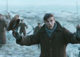 Cea mai bună reclamă de Crăciun prezintă un moment emoționant şi dramatic din Primul Război Mondial. VIDEO