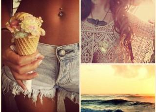 Alina Matei. 10 motive pentru care iubesc vara