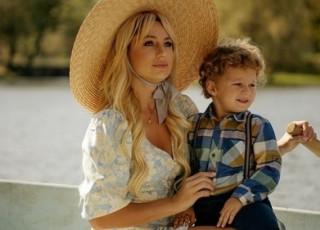 Natalia Gordienko a lansat un videoclip emoționant în care apare fiul său, Christian!
